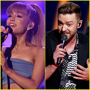 Ariana Grande & Justin Timberlake Duet on New Song from 'Trolls' - Listen & Stream Now!