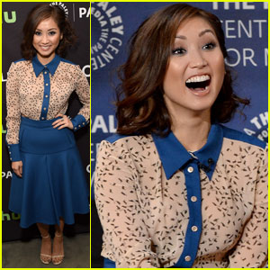 Brenda Song Brings 'Pure Genius' to PaleyFest