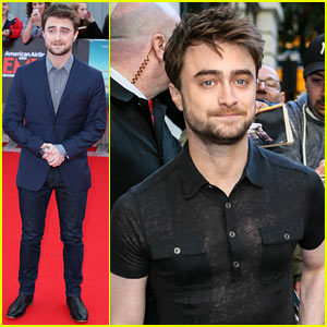 Daniel Radcliffe Says He'd Like His Own Character on 'Game of Thrones'!