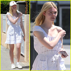Elle Fanning is Putting All Her Energy into Work Instead of College