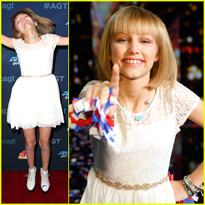 AGT Winner Grace VanderWaal Reveals What She'll Do With Her Prize Money