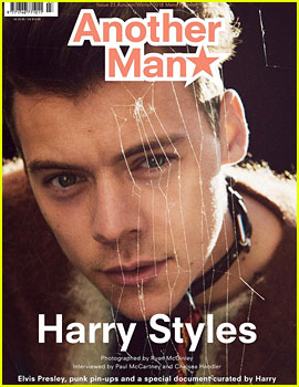 Harry Styles Shares 3 Separate Covers of 'Another Man' Mag!