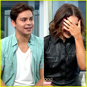 Jake T. Austin & Jenna Johnson Open Up About The Ryan Lochte Attack on DWTS