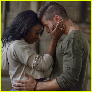 Simone Biles Stars in Jake Miller's 'Overnight' Video - See The Pic!