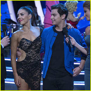 Jake T. Austin On His 'DWTS' Elimination: 'I Wish I Could've Done Better'
