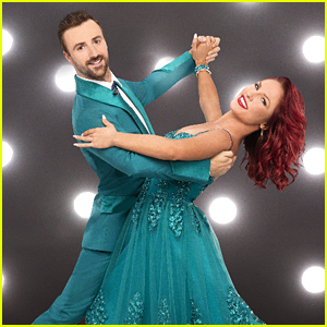 James Hinchcliffe & Sharna Burgess Cha Cha For DWTS Season 23 Week Three