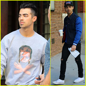 Joe Jonas & Demi Lovato Gush About Their Close Relationship