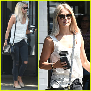Julianne Hough Enjoys Her Afternoon Off in LA