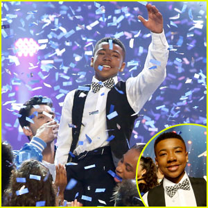 Kida Burns Wins 'So You Think You Can Dance: The Next Generation' Season 13!