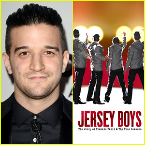 Mark Ballas Joins 'Jersey Boys' as Final Frankie Valli