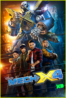 Disney XD's New Show 'Mech-X4' Gets Second Season Ahead of Series Premiere
