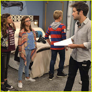 Nathan Kress Brings Freddy Benson Back To Nickelodeon!