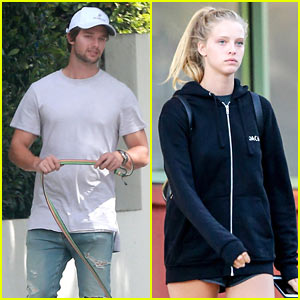 Patrick Schwarzenegger is Ready for His Own House!