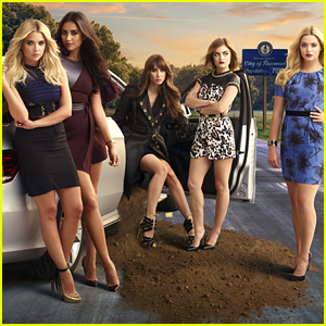 'PLL' Showrunner I. Marlene King Tweets Lines From Series Finale Script