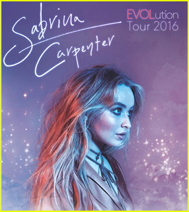 Sabrina Carpenter Announces Evolution Tour After Debuting Album Artwork!