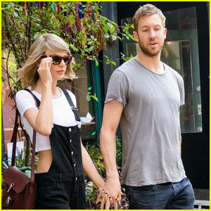 Are Taylor Swift & Calvin Harris Friendly Again?