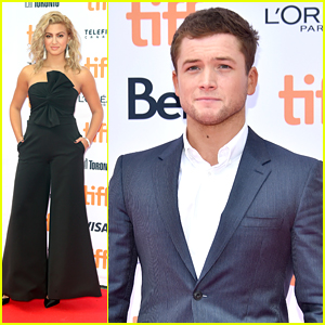 Tori Kelly & Taron Egerton 'Sing' Their Way to Toronto Film Festival 2016