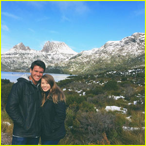 Bindi Irwin Gushes Over Boyfriend Chandler Powell in His Khakis!