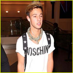 Cameron Dallas Debuts Trailer For Upcoming Netflix Show