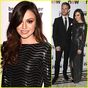 Cher Lloyd & Craig Monk Couple Up For Pink Ribbon Ball 2016