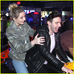 Chloe Lukasiak & AJ Celebrate His 'Tongue' 360 Virtual Reality Video