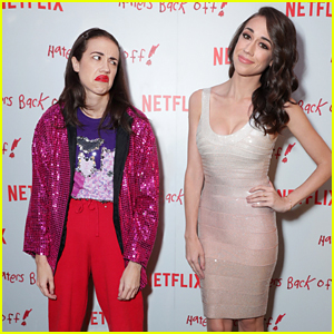Colleen Ballinger Celebrates 'Haters Back Off' Premiere with Miranda Sings