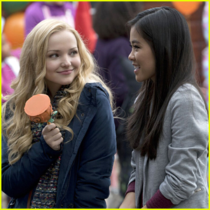 Dove Cameron & Katherine McNamara's 'Monsterville: Cabinet of Souls' Premieres on Disney Channel Tonight!