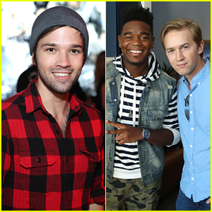 Jason Dolley Hits Knotts Scary Farm After XBOX Launch Event with Nathan Kress