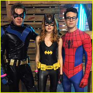Shadowhunters' Katherine McNamara, Dominic Sherwood & Alberto Rosende Reveal True Identities for Halloween
