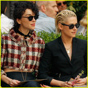 Kristen Stewart & St. Vincent Couple Up CFDA/Vogue Fashion Fund Event