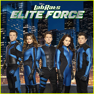 Kaz, Oliver & Chase Take Part in a Drone Race on 'Lab Rats: Elite Force' Tonight