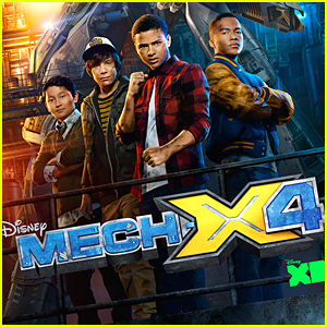 Ryan Walker Discovers His Technopath Powers In First 'MECH-X4' Trailer - Watch Now!