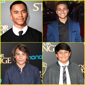 Mech-X4 Cast Hits 'Doctor Strange' Premiere Together