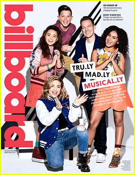 Musical.ly Stars Jacob Sartorius & Baby Ariel Cover Billboard!