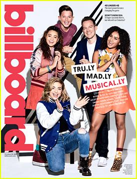Musical.ly Stars Jacob Sartorius & Baby Ariel Cover Billboard!