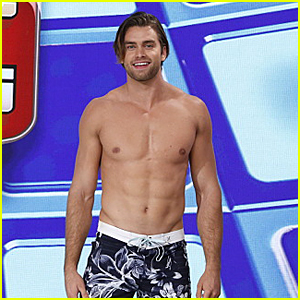 Pierson Fode Goes Shirtless on 'Price Is Right'