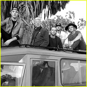 Ross Lynch & Brothers Riker, Rocky & Ryland Take Boys Trip to Africa