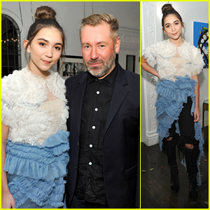 Rowan Blanchard Isn't Going To Be A Selena, Miley or Demi -- She's Going To Be A Rowan