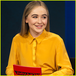 Sabrina Carpenter Will Be Laying Down Fashion Rules on 'Project Runway' Tonight!