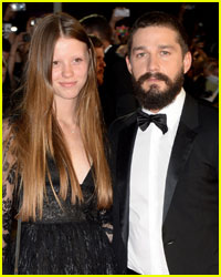 Shia LaBeouf Marries Girlfriend Mia Goth in Vegas!
