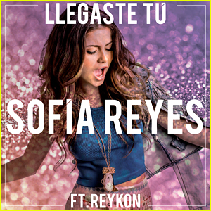 Sofia Reyes Debuts New Single 'Llegaste Tu' - Listen & Download Now!