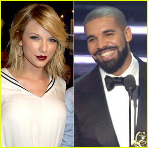 Taylor Swift Has Girls' Night Out at Drake's Birthday Party!