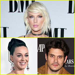 Taylor Swift Attends Drake's Party, Katy Perry & John Mayer Also in Attendance