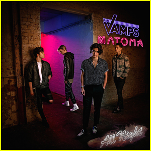 The Vamps Announce New Single 'All Night' With Matoma!