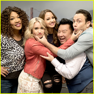 'Young & Hungry' Star Emily Osment Announces Show Was Renewed For Season 5!