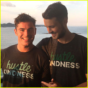 Zac Efron's Little Brother Dylan Qualifies For Boston Marathon!