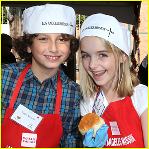 'Girl Meets World' Star August Maturo Puts Out Christmas Song for Charity!