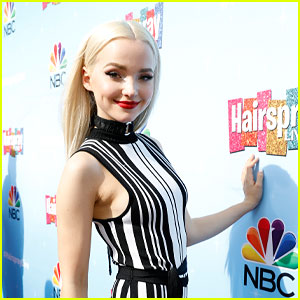 Dove Cameron Almost Lost Her 'Hairspray Live' Role Because of 'Descendants 2'!