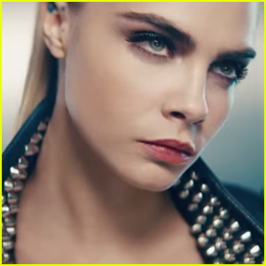 VIDEO: Cara Delevingne Becomes A Super Spy in First Rimmel London TV Ad