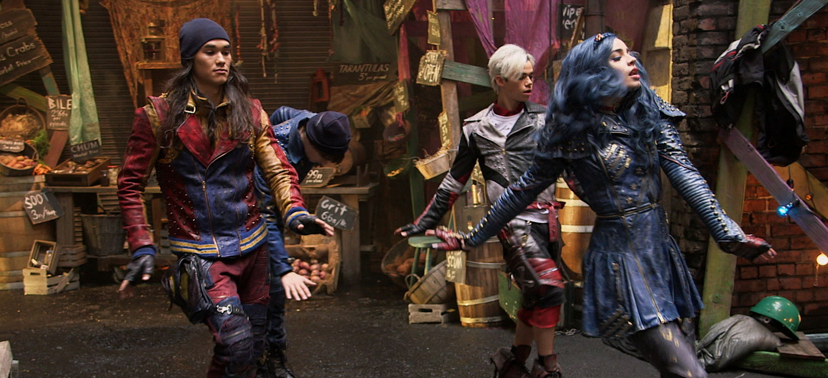 China mcclain breaking news and photos just jared jr page 5 - Disney Channel Shares Descendants 2 First Behind The Scenes Photos